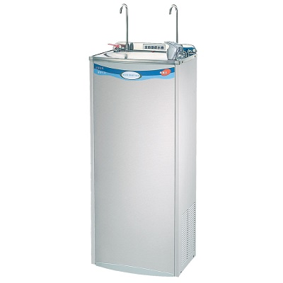 S291 Hot & Cold Floor Standing Direct Piping Water Cooler