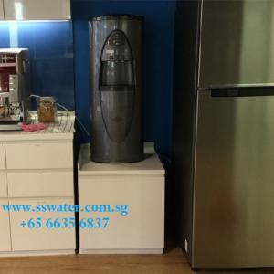 Floor standing direct pipe in water dispenser (3)
