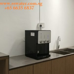s1001 table top direct pipe in water dispenser