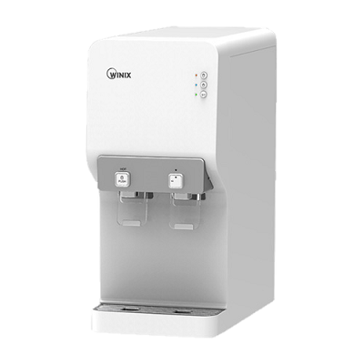 Winix TS100S Hot & Cold Table Top Direct Piping Water Dispenser
