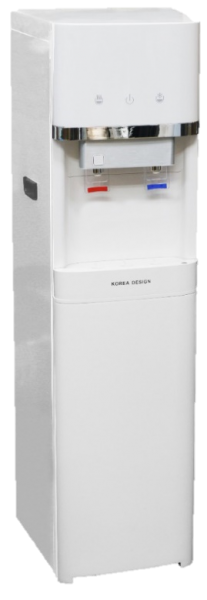 S3100 Hot & Cold Floor Standing Direct Piping Water Dispenser